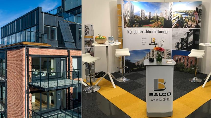 Möt Balco under SABOs Fastighetsdagar 2019