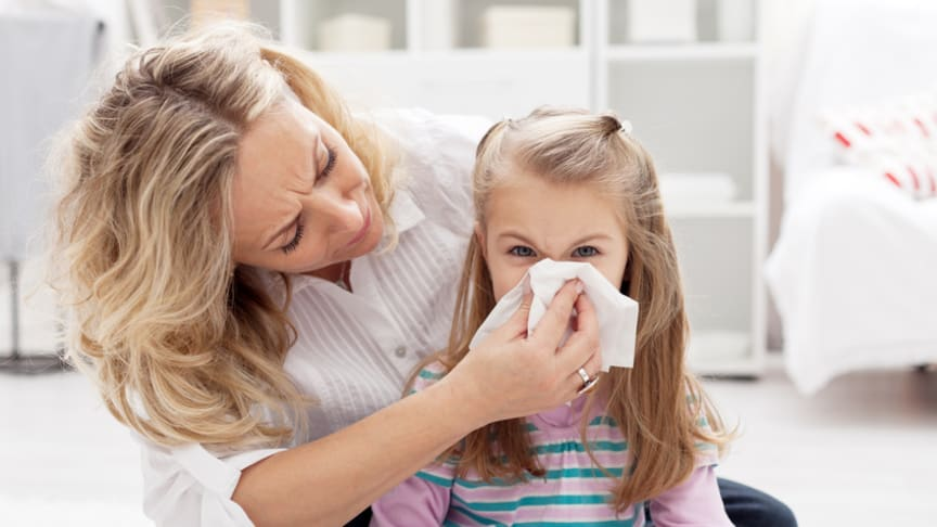 Unngå pollenmareritt hjemme
