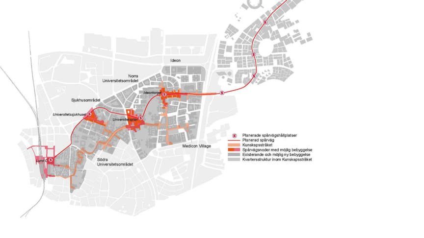 Smarta städer med Lund Innovation: Unikt samarbete i nytt innovationsprojekt