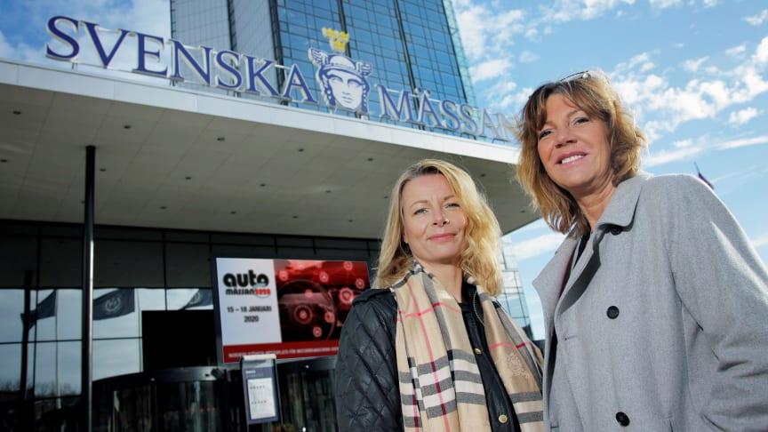 Anna Jarnö och Anna Lena Friberg, Svenska Mässan
