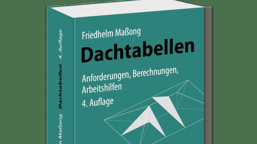 """Die Neuauflage von """"Dachtabellen"""" erscheint Mitte Januar 2018"""