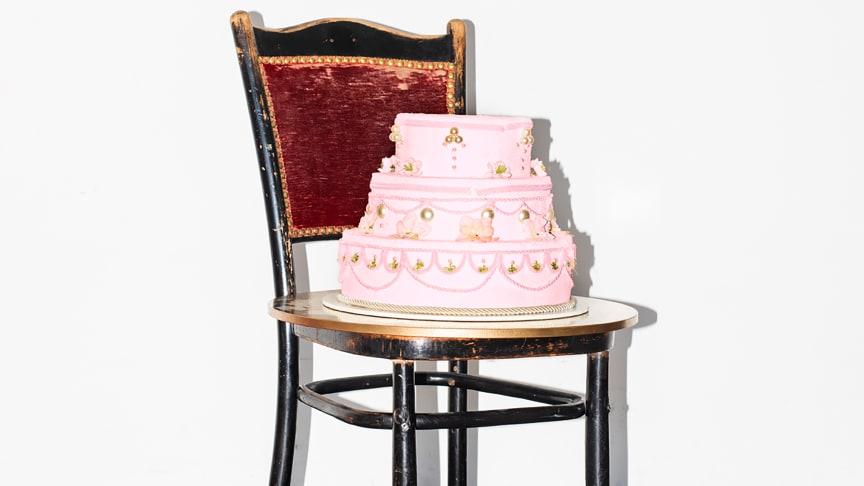 Aktionsfoto ‹Probesitzen mit Kuchen› der Bühnen Beider Basel (Foto: Christian Knörr)