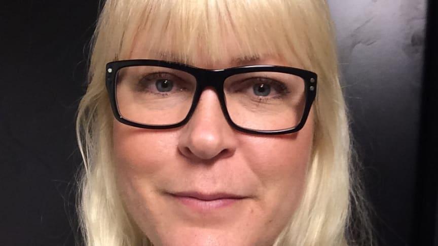 Jessica Carlde ny hotelldirektör och VD för Comfort Hotel Stockholm