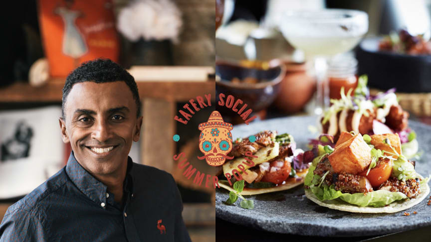 Marcus Samuelsson tar Eatery Social till Visby i sommar