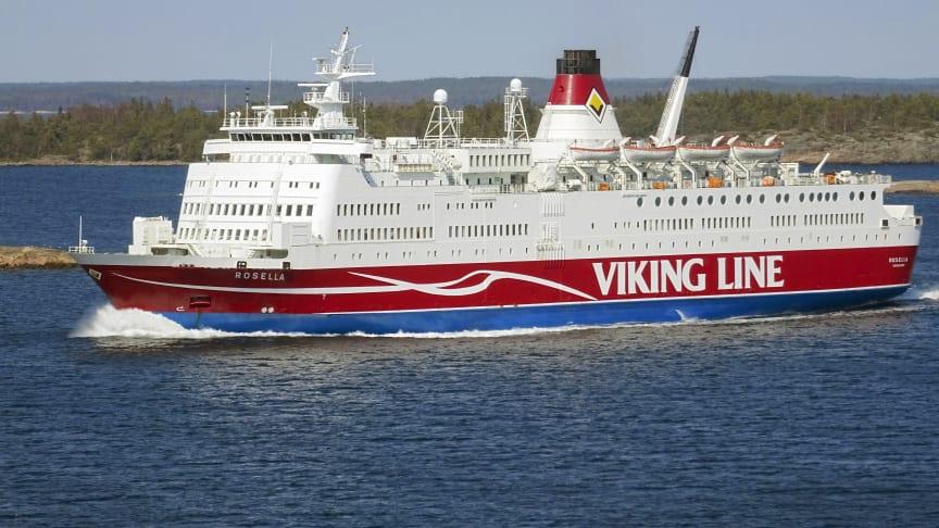 Viking Lines trafik från den 1 juni 2020 och framåt