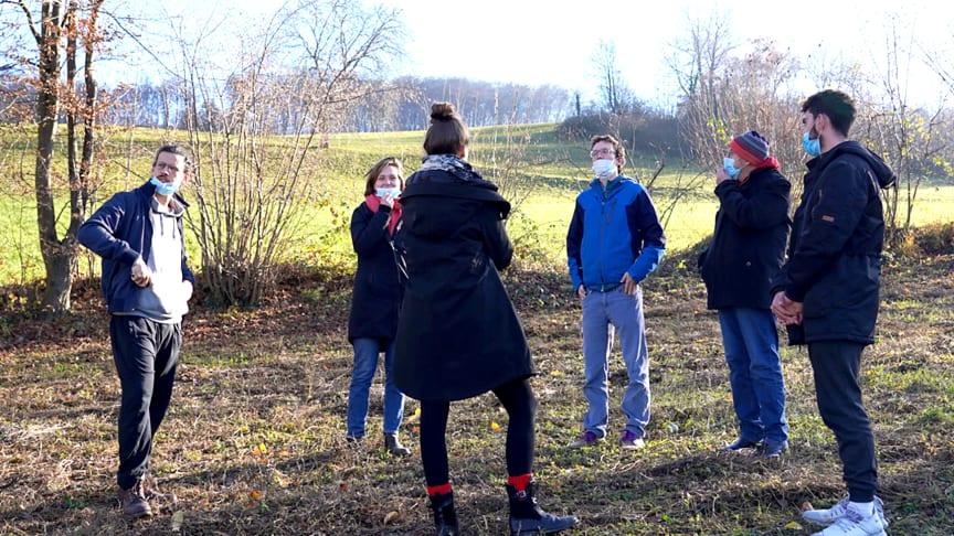 Goetheanum Studies: students (Photo: Edda Nehmiz)