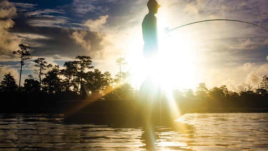 Mindre tid til å lete og mer tid til å fiske med Garmins nye GT56/36-svingere