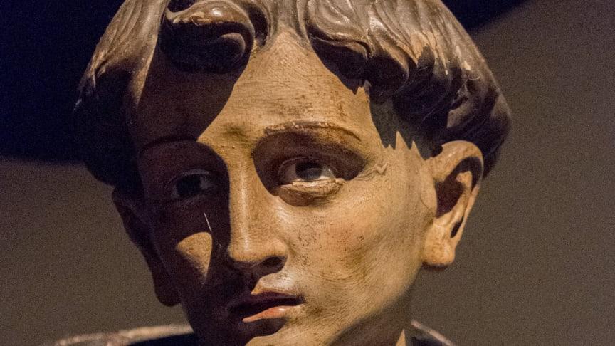 Föremål från Rosenholm, Blekinge museums föremålssamling. Foto Ola Åkerborn
