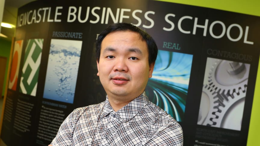 Professor Yu Xiong