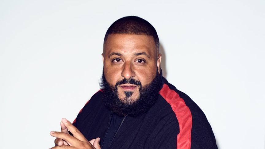 Nu har musikmagnaten DJ Khaled anslutit sig till Weight Watchers i en uttalad önskan om att vara en bra förebild för sin son