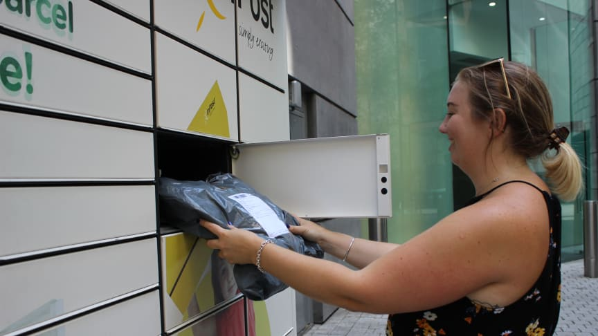 New automated lockers are being installed at 11 Govia Thameslink Railway stations - MORE IMAGES AVAILABLE BELOW