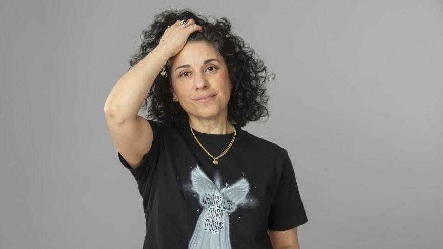 Anja Frey, chef för Fryshuset Stockholm och jurymedlem i ATG Drömfond®. Foto: Ryno Quantz.