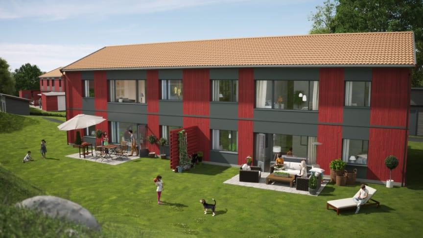 Visning Olofstorp 11 maj - Nya lägenheter