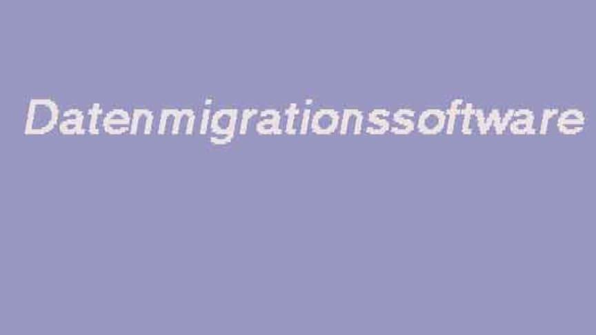 Datenmigrationssoftware