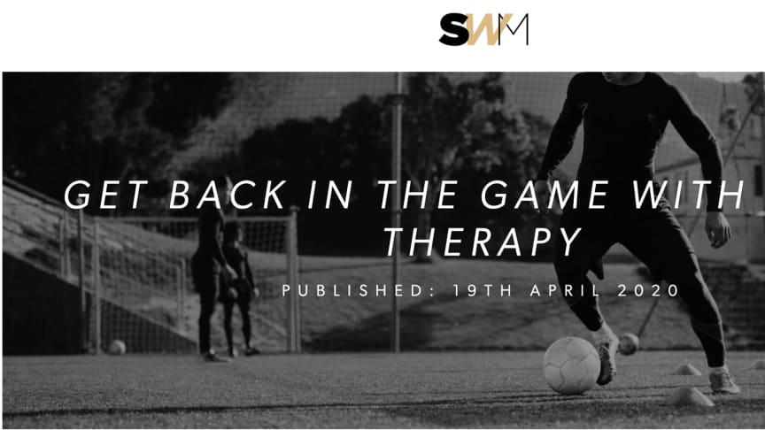 Artikel i Sports World Magazine av Dr Robert Silverman