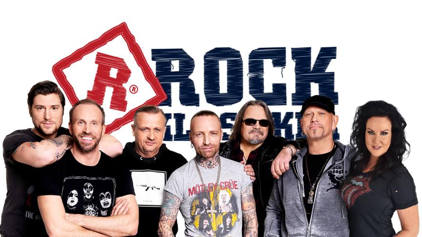 Programledarna på Rockklassiker