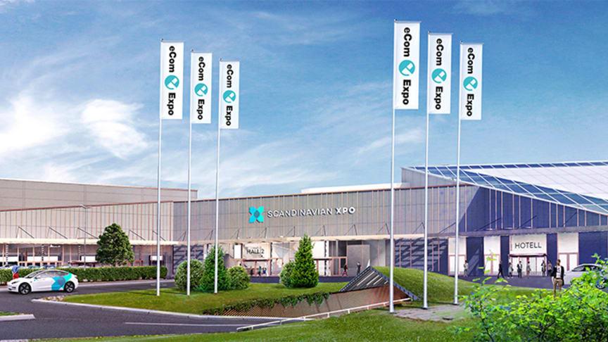 Den 6-7/10 2021 har eComExpo-mässan premiär i mötes- och evenemangsarenan Scandinavian XPO i Arlandastad.