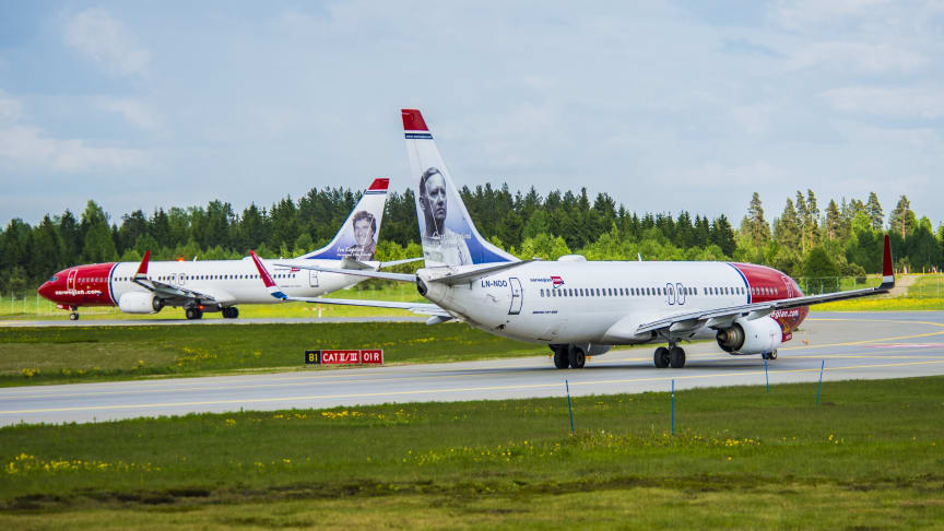Norwegian Passenger Numbers Show Continued Increase As Demand Strengthens
