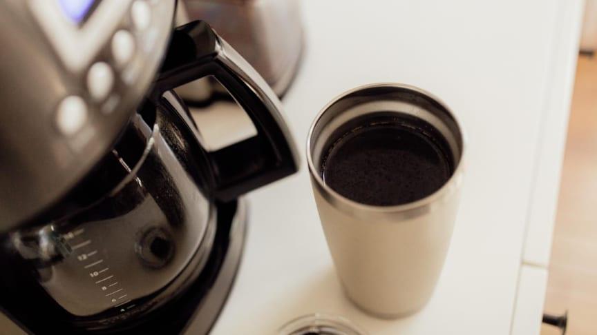 miljömärkt kaffebryggare