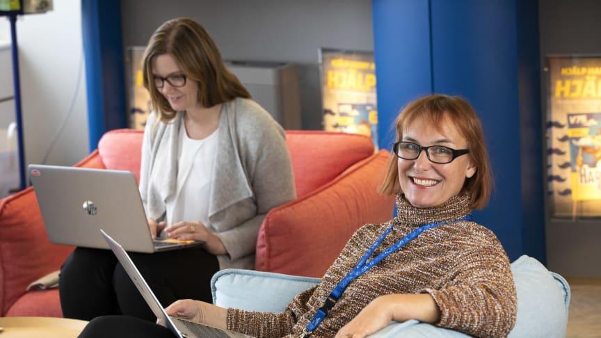 Maria Guggenberger, hållbarhetschef ATG