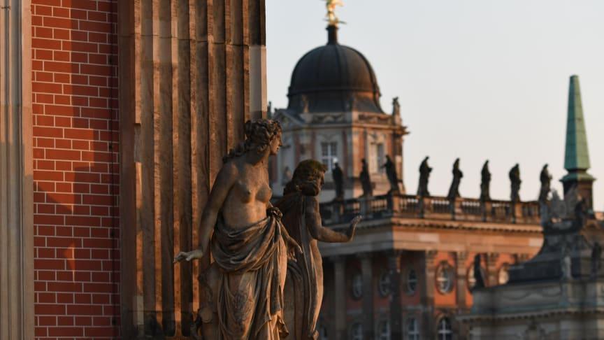 UNESCO-Tag 2021: Große Aufräumaktion und Start des digitalen Parkspaziergangs in Potsdam