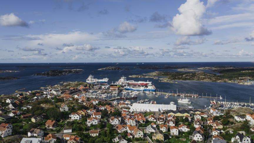 The island of Donsö