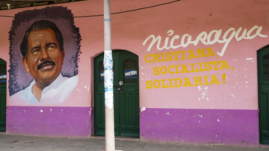 EXPERT COMMENT: Nicaragua: Jeremy Corbyn must end his silence over the country's repressive regime