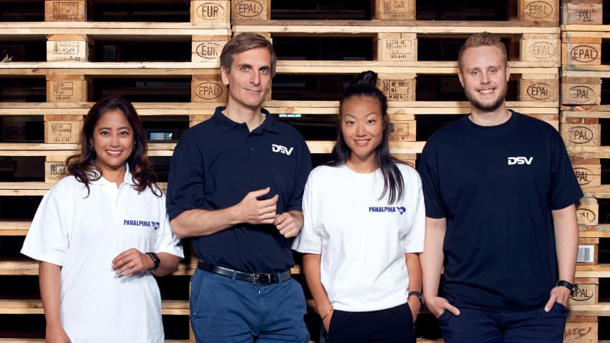 DSV and Panalpina join forces