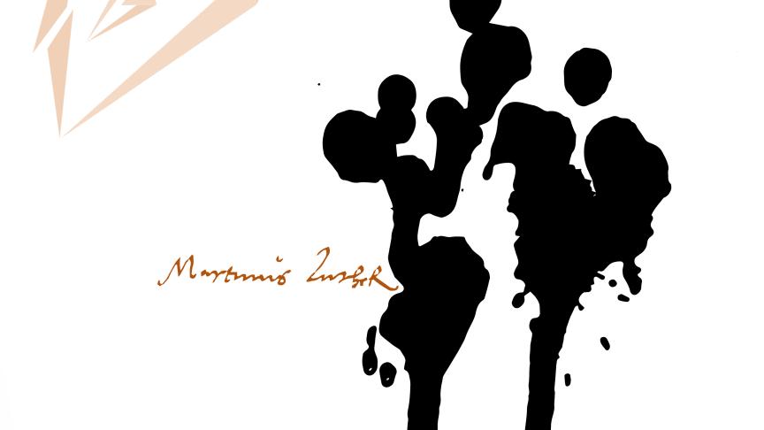 Themencover ‹Martin Luther› von ‹Das Goetheanum› Nr. 13/2017 (24. März 2017)