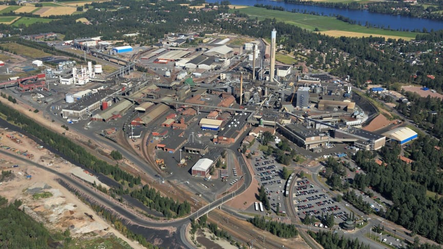 Veolia supports BASF by providing industrial utilities to BASF's battery materials plant in Harjavalta