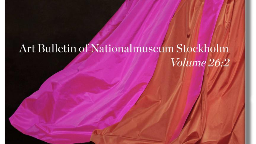 Ny utgåva av Art Bulletin of Nationalmuseum