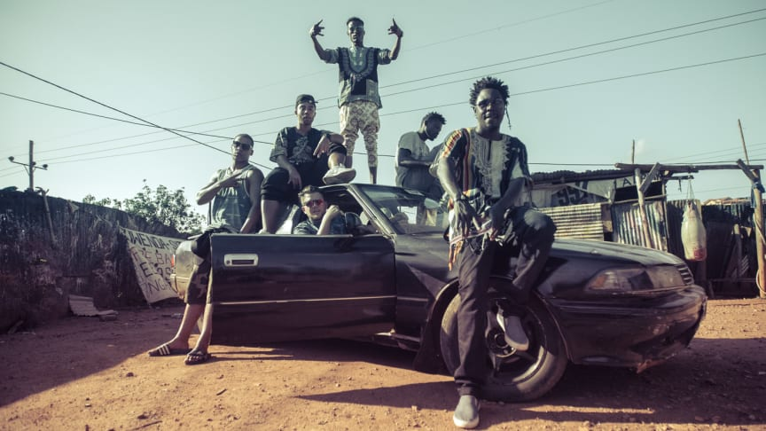 "Internationale HIP HOP KOLLABO ""SEMA - Say it!"" feat. Octopizzo, Maro, Bobi Wine, Knackeboul & Megaloh prod. by Ghanaian Stallion"