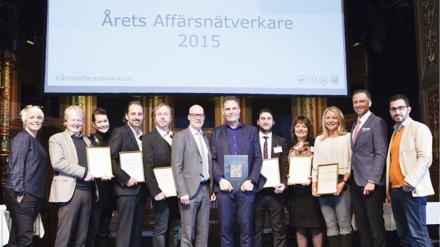 Ola Serneke är Årets Affärsnätverkare 2015