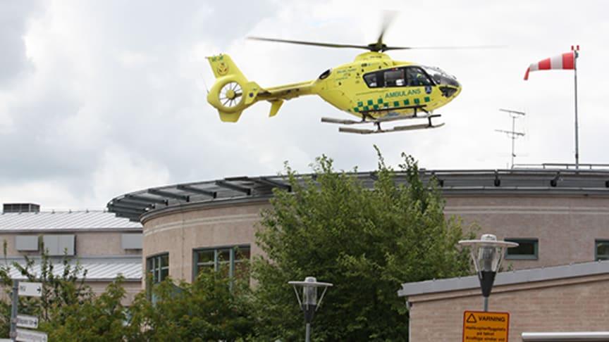Norrtälje sjukhus övergår till stabsläge