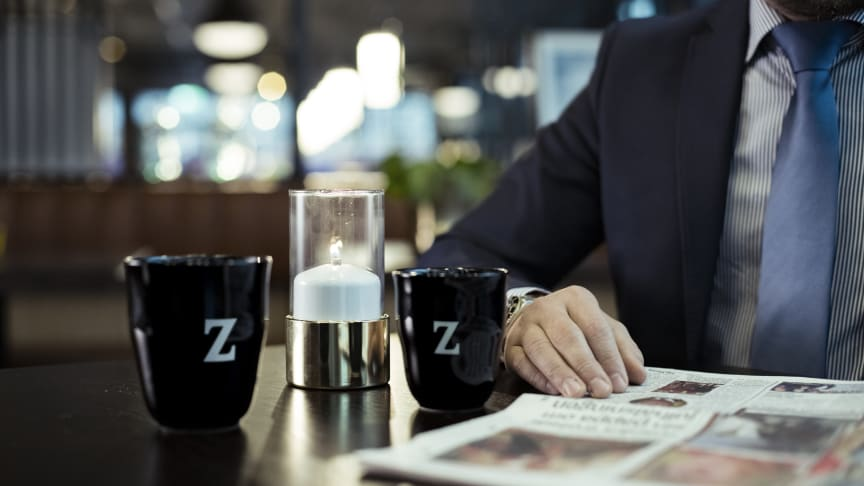 Vem gör Nordens bästa kaffe på jobbet?