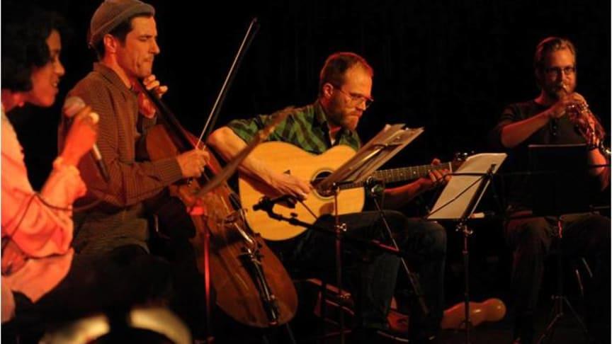 Live Jazz med Seval på Scandic grand Central, Acoustic bar