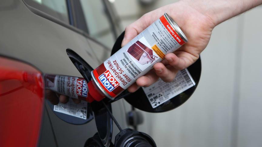 Liqui Molys tillsatser förlänger livet på ditt dieselfilter