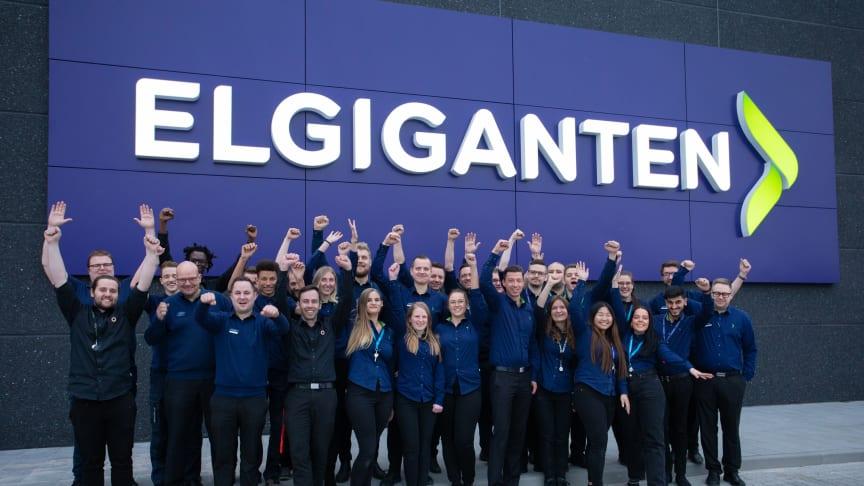 Elgiganten skal ansætte op mod 50 nye medarbejdere i Fredericia