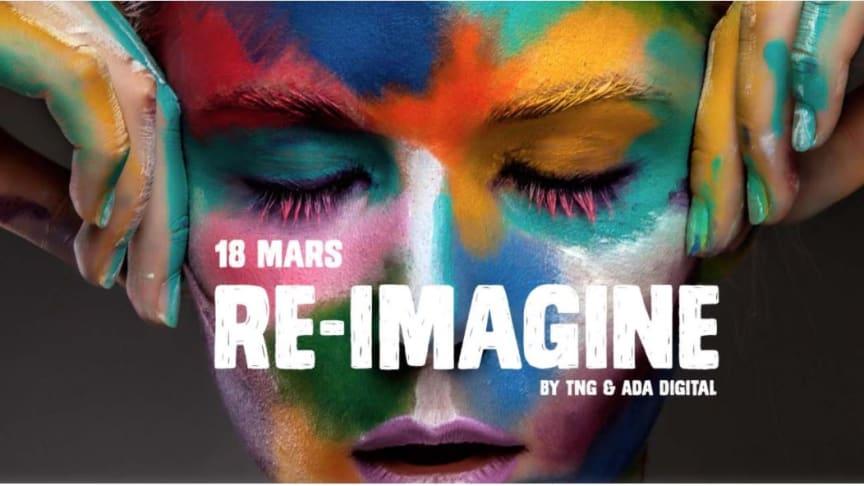 Re-Imagine: Unbiased Day 2021 - årets rekryteringsevent för chefer och HR-specialister