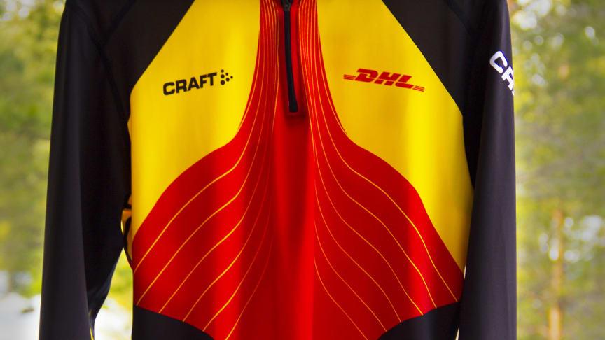 DHL och Craft i designsamarbete inför Vasaloppet