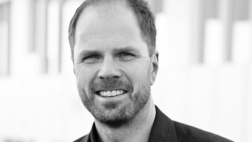 Rune L Torgersen tillträder som ny landschef för Visual Art i Norge