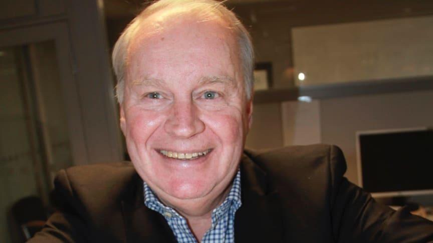Gilbert Fransson, branschorganisationen för verkstadsutrustare, FVU.