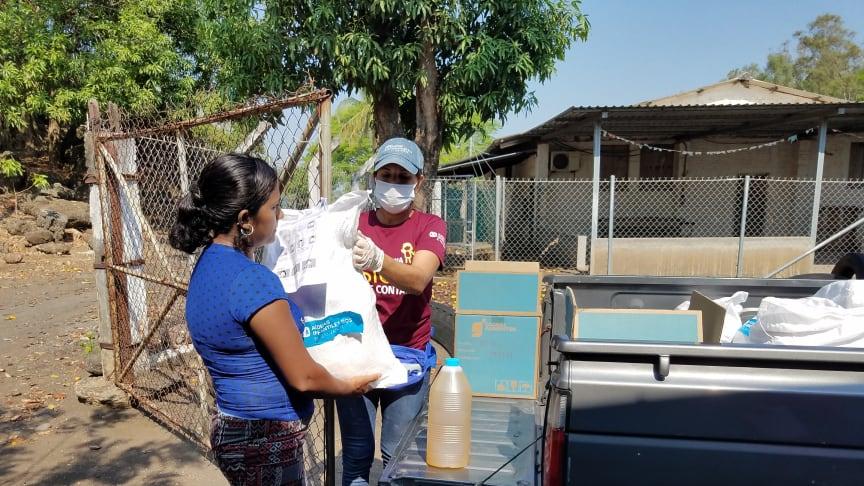 #GivingTuesdayNow: SOS-Kinderdörfer starten Spendenaktion für Opfer der Corona-Pandemie. Foto: Alejandra Kaiser