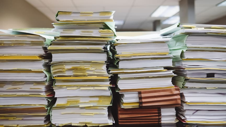 Med softwaren kan virksomheder spare manuelle processer og ikke mindst store mængder papir