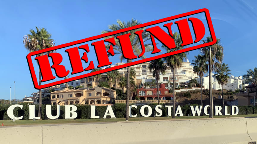 Misinformation.  Are timeshare companies paying a compromised consumer website to try and avoid refund claims?