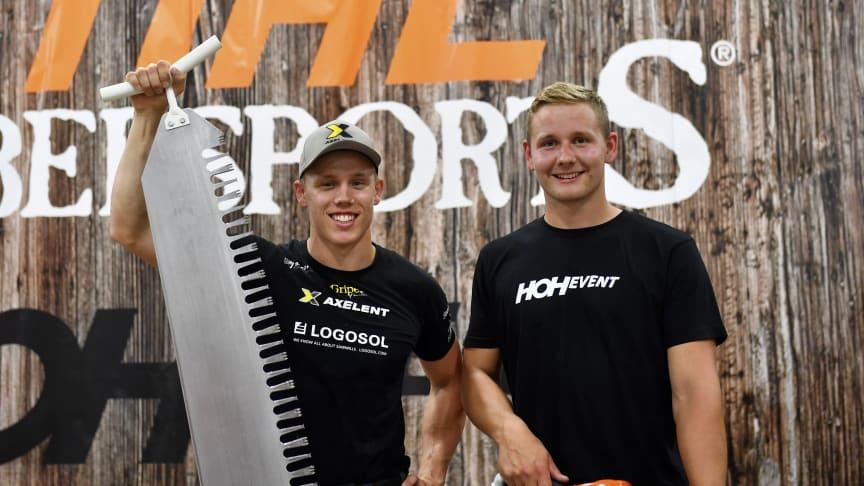 Emil Hansson och Ferry Svan tävlar om plats till World Trophy 2022