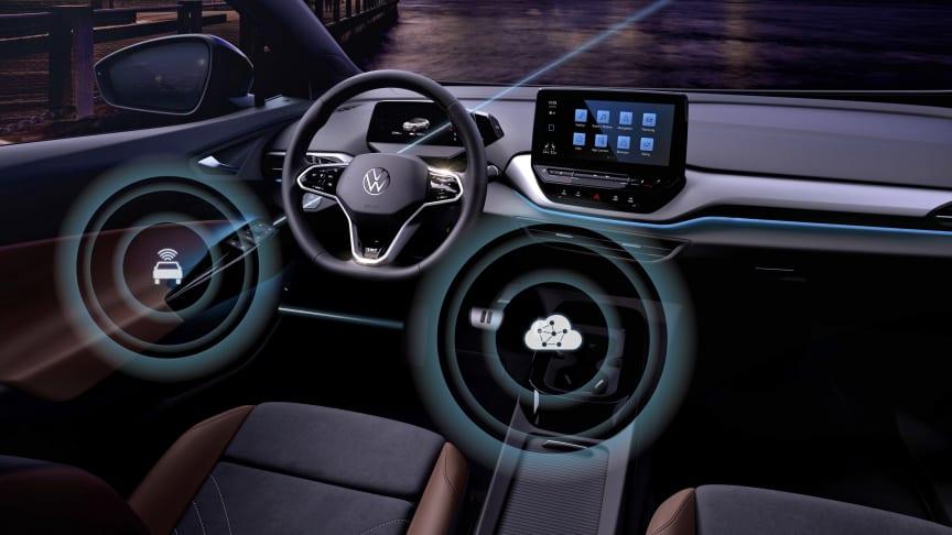 Volkswagen introducerer Over-the-Air-opdateringer til ID.-modellerne