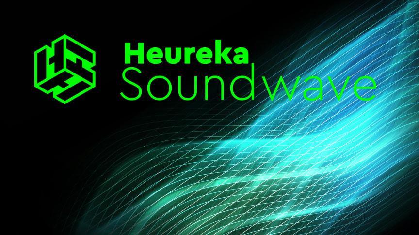 Heureka Soundwave -tapahtumassa musiikkia ja tiedettä la 8.9. klo 18.30-1.00 (K18).