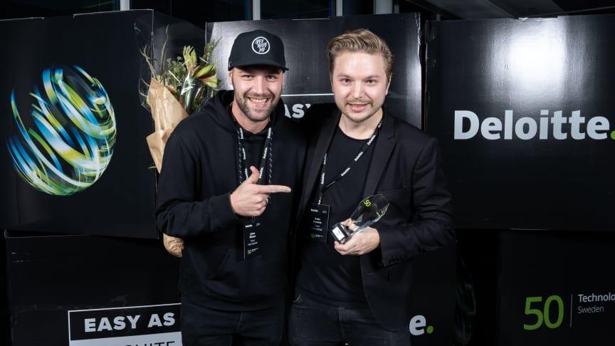 Sweden Technology Fast 50, Tourn plats fem