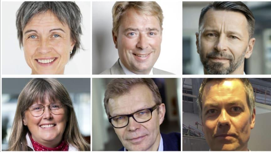Lotta Bångens, Mats Björs, Mikael Castanius, Britta Permats, Ola Månsson Johan Sjölund skriver på Aktuell Hållbarhet.